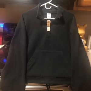 Women's New Black VS Pink Jacket Size XL